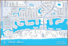 Park Shore Community Map