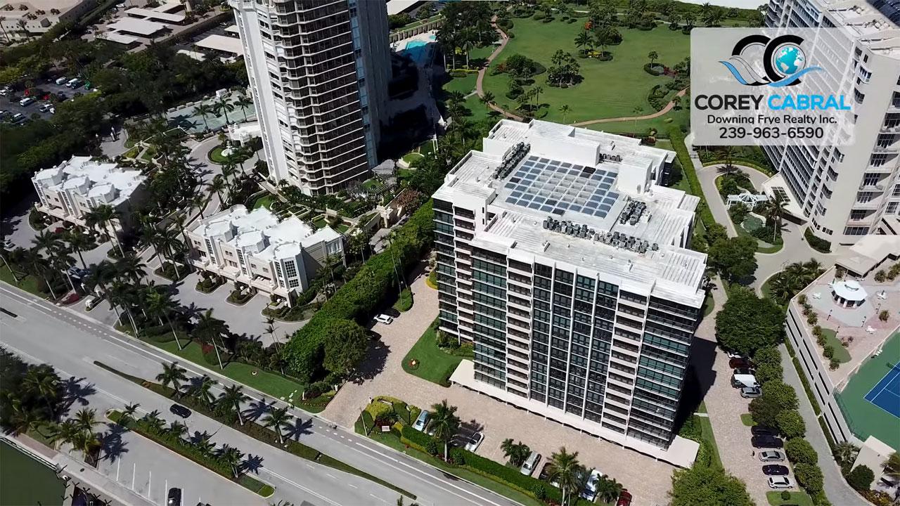 Allegro High Rise Condo Real Estate for Sale in Naples, Florida