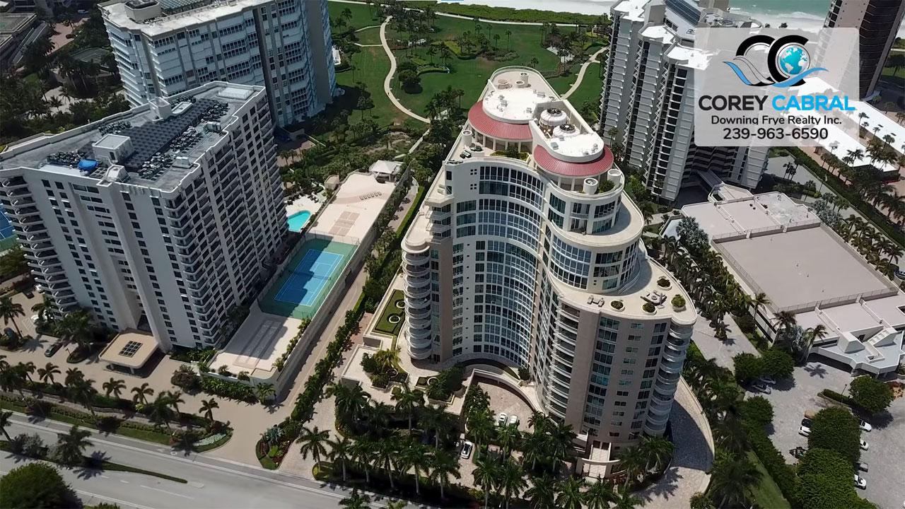 Aria Condo Real Estate in Park Shore Naples