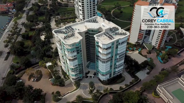 Bay Shore Place High Rise Condo Real Estate for Sale in Naples, Florida