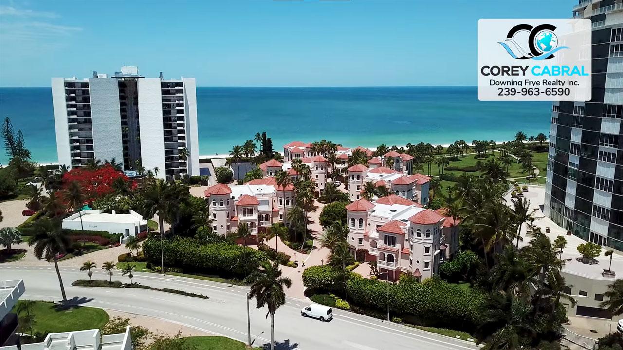 Casa Mar Villas Real Estate for Sale in Naples, Florida