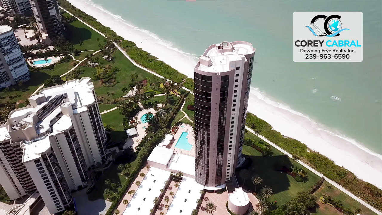 Enclave High Rise Condo Real Estate for Sale in Naples, Florida