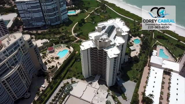 Esplanade Club High Rise Condo Real Estate for Sale in Naples, Florida