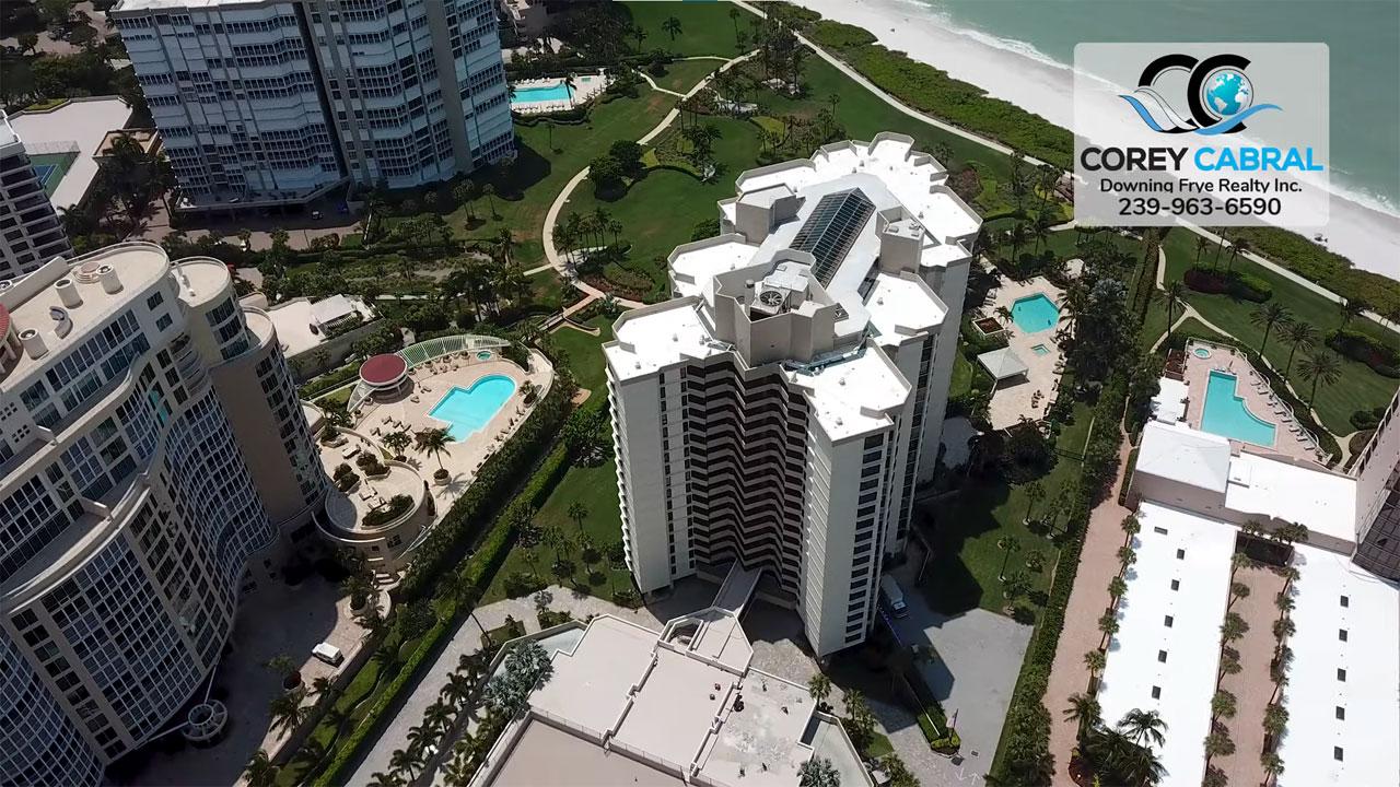 Esplanade Club Condo Real Estate in Park Shore Naples