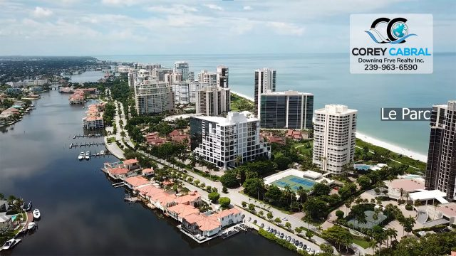 Gulfside High Rise Condo Real Estate for Sale in Naples, Florida
