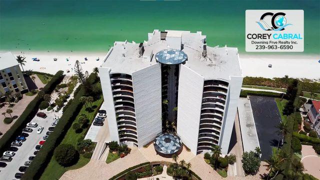 Horizon House High Rise Condo Real Estate for Sale in Naples, Florida