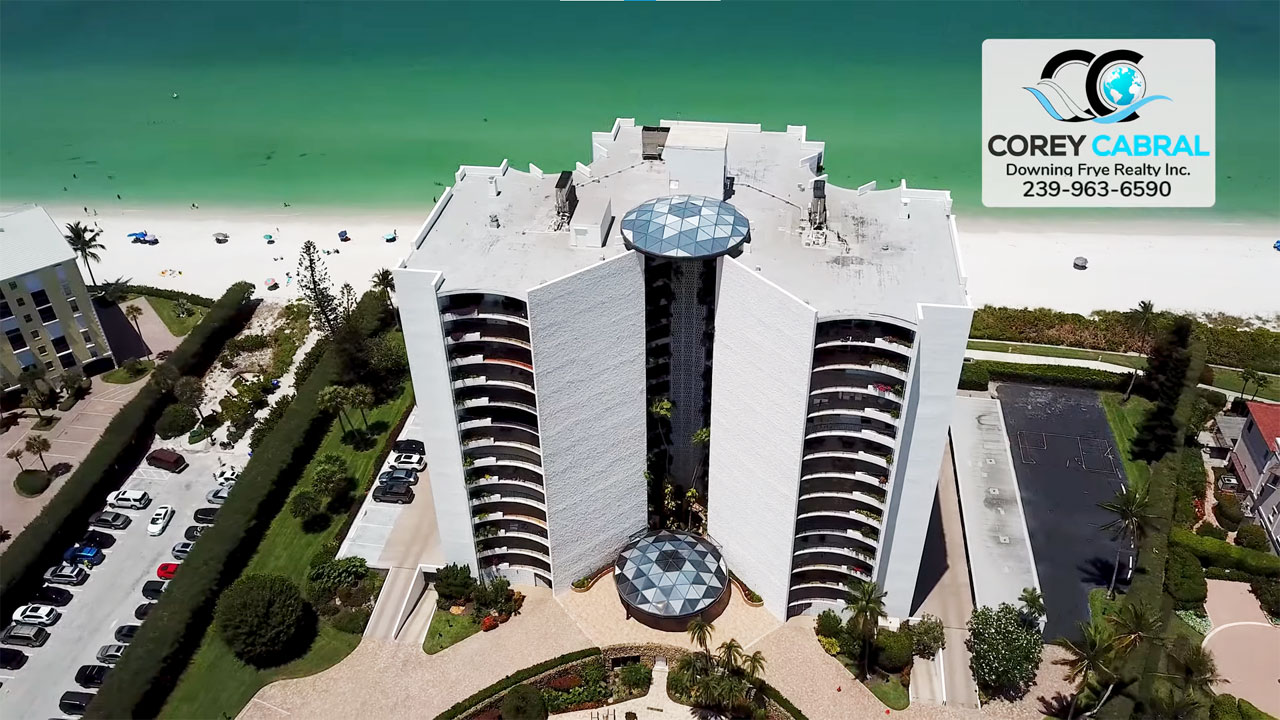 Horizon House Condo Real Estate in Park Shore Naples