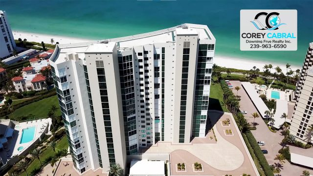 Le Ciel Venetian High Rise Condo Real Estate for Sale in Naples, Florida