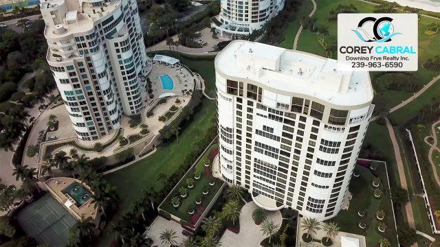 Le Jardin High Rise Condo Real Estate for Sale in Naples, Florida