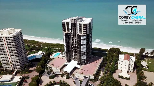Le Parc High Rise Condo Real Estate for Sale in Naples, Florida