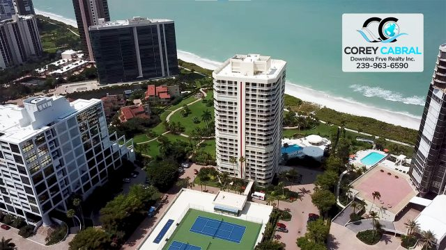 Meridian Club High Rise Condo Real Estate for Sale in Naples, Florida