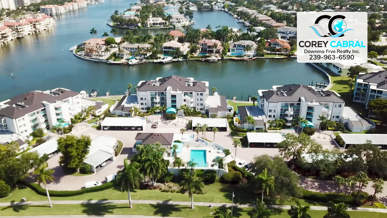 Park Shore Landing Condo Real Estate for Sale in Naples, Florida