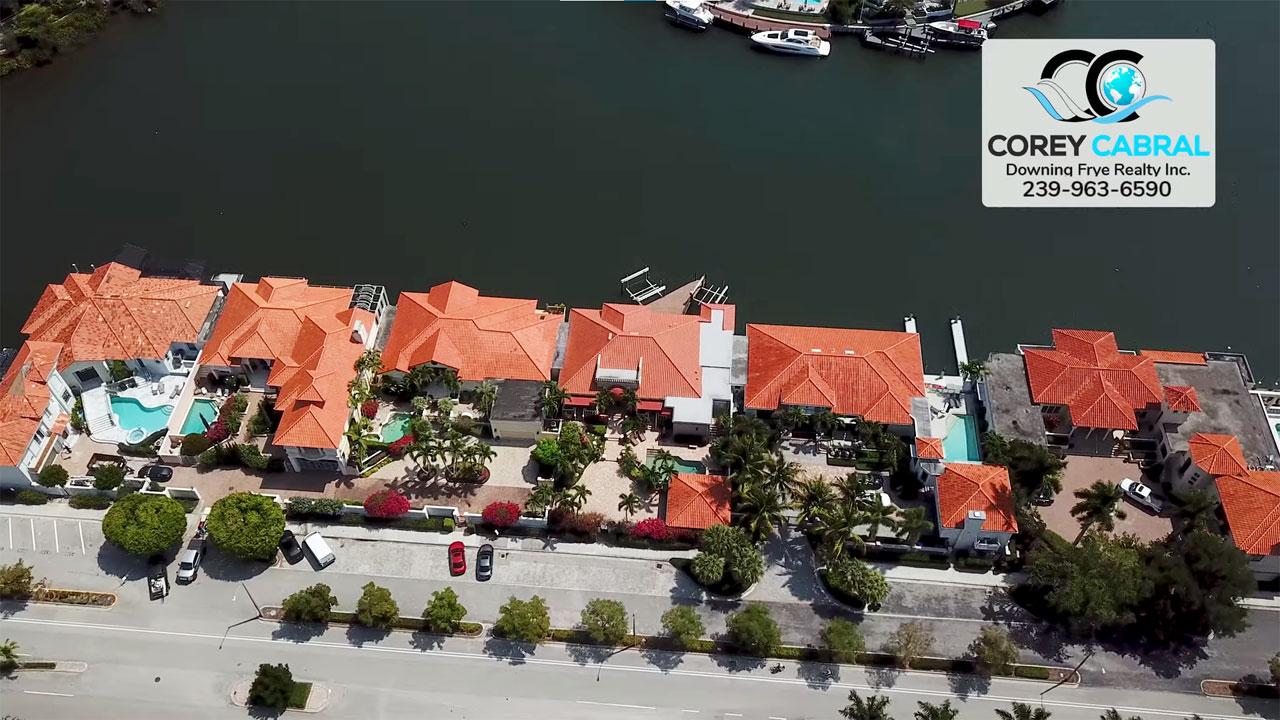 Quadrille Villa Real Estate for Sale in Naples, Florida