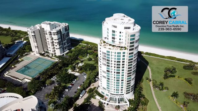 Regent High Rise Condo Real Estate for Sale in Naples, Florida