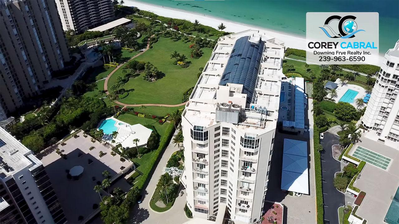 Savoy Condo Real Estate in Park Shore Naples