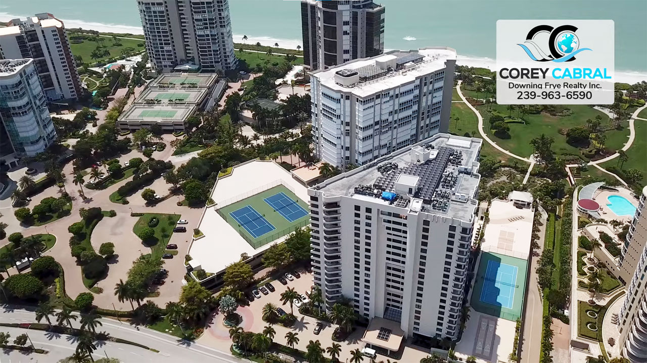 Solamar Condo Real Estate in Park Shore Naples