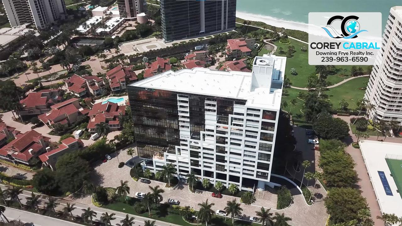 Terraces Condo Real Estate in Park Shore Naples