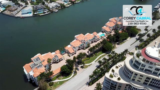 Tropics Villas Real Estate in Park Shore Naples