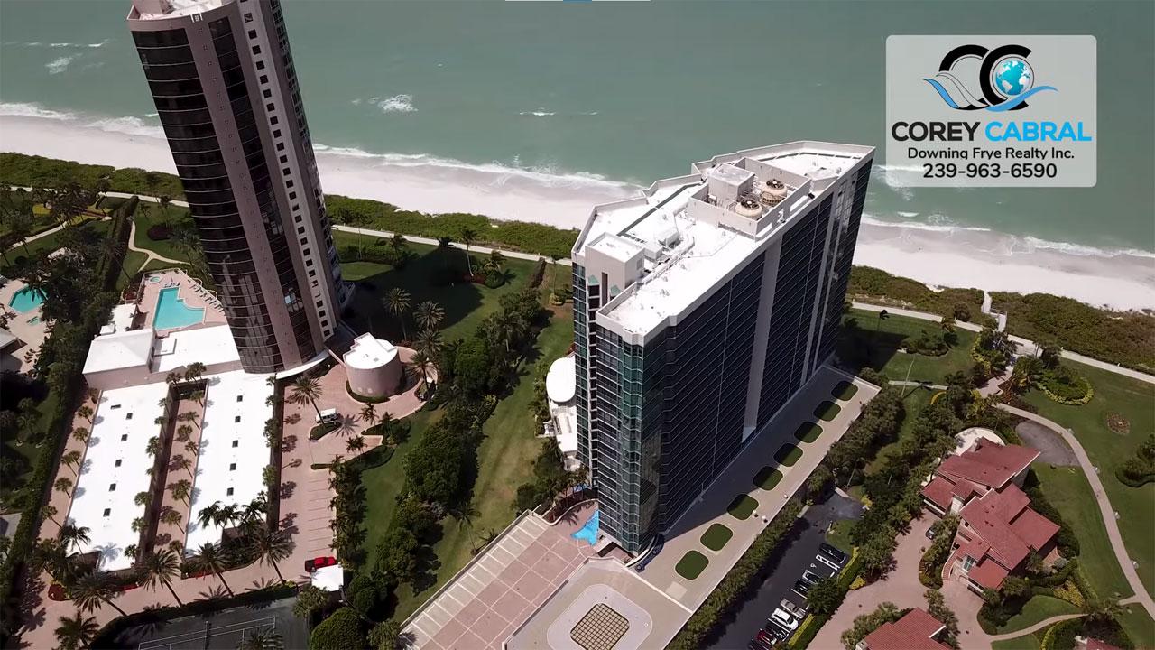 Vistas High Rise Condo Real Estate for Sale in Naples, Florida